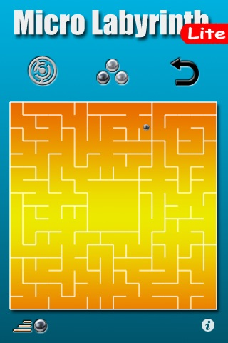 Micro Labyrinth Free screenshot 1