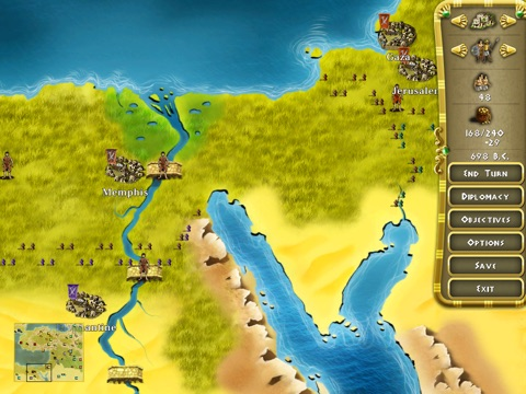 HISTORY Egypt HD On The App Store - Map of egypt hd