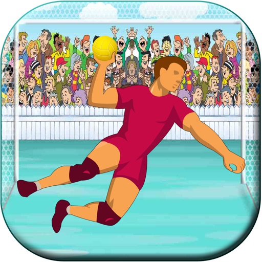 Flick Water Polo Craze - Ultimate Goal Keeping Simulation iOS App