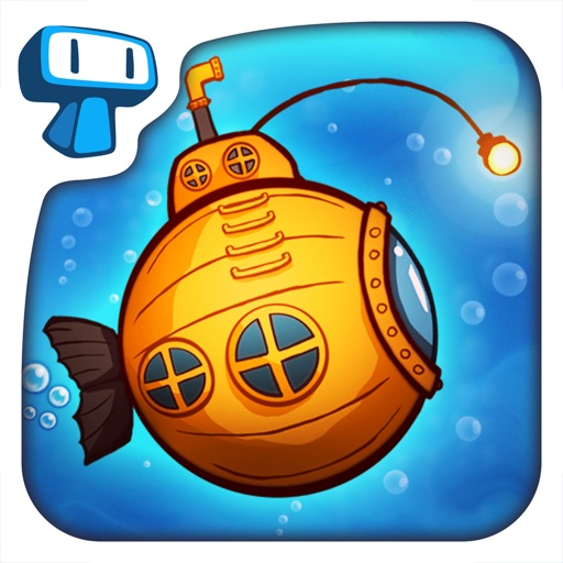 鹦鹉螺号:Nautilus – The Submarine Adventure【横版跳跃】