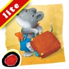 Miko Moves Out: An interactive bedtime storybook for kids about Miko who is miffed with his mother and decides to move out. But the question remains - Where will he go? by Brigitte Weninger illustrated by Stephanie Roehe (Lite version; by Auryn Apps)