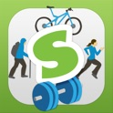 GPS Sports Tracker by Skimble icon