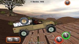 Screenshots of Tom's 4x4 for iPhone
