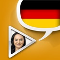 German Video Dictionary - Translate, Learn and Speak with Video Phrasebook icon
