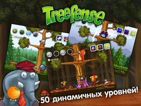 Treefense на iPad