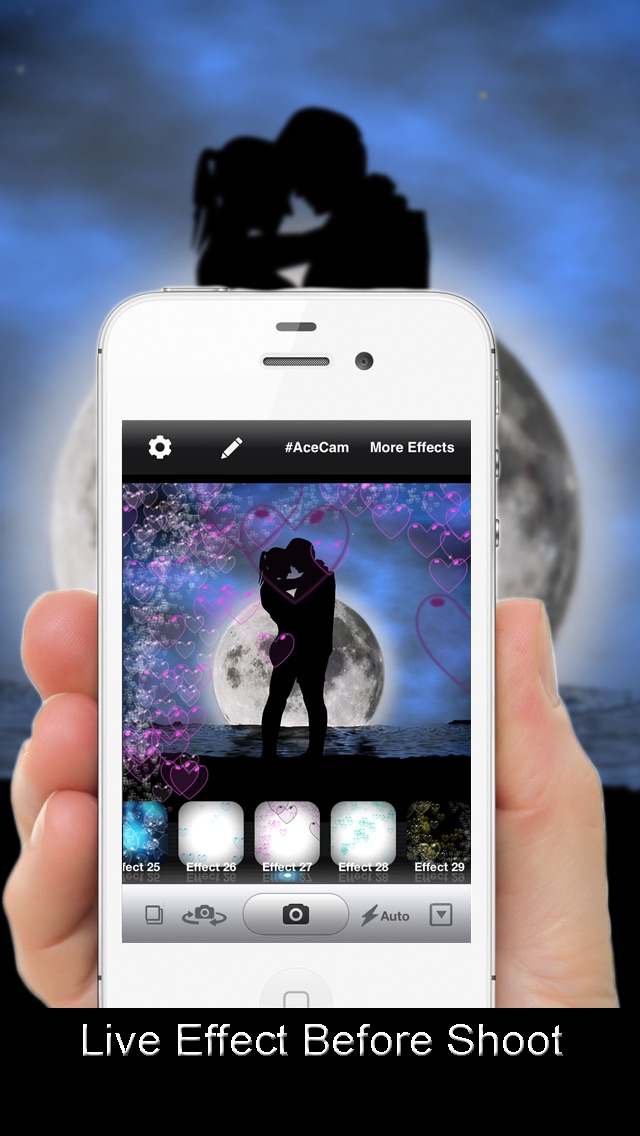 AceCam Love Pro - Photo Effect for Instagram Скриншоты6