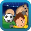 Puzzle dos Sport Cartoon jogos crianca aplicacao para criancas icon