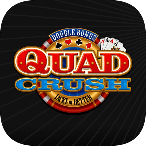 Quad Crush - Jacks or Better Double Bonus iOS App