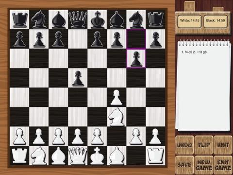 шахматы на iPad