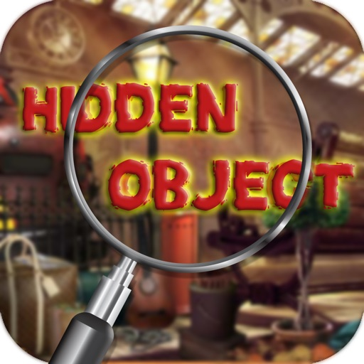 Hidden Objects Mystery Cabin iOS App