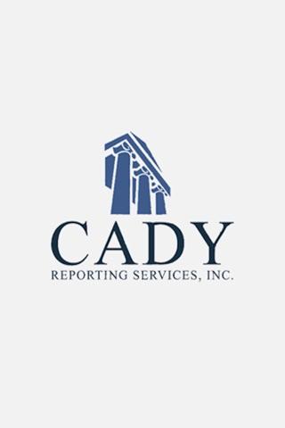 Cady Reporting screenshot 1
