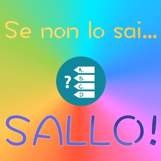 Sallo! IL Foto QUIZ - Se non lo sai Sallo! iOS App
