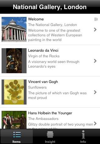 Love Art: National Gallery, London