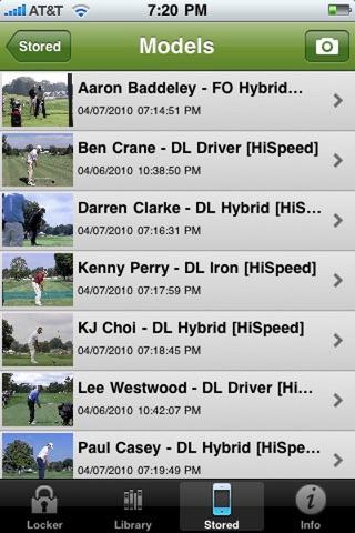 V1 Golf screenshot 2