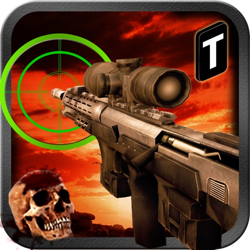 Zombie Hunter 3D : Top Sniper Shooting Game
