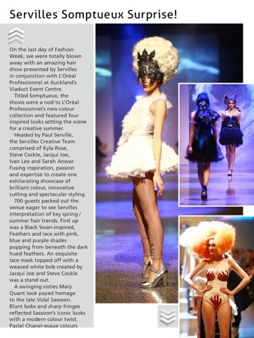 Images Magazine screenshot 4
