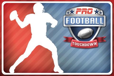Pro Football Touchdown Screenshot