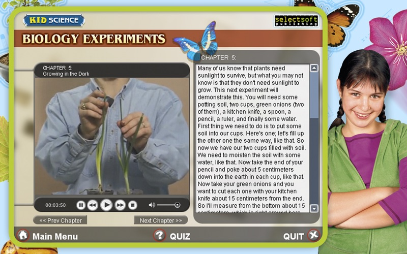 Kid Science Biology Experiments Storefollow Com