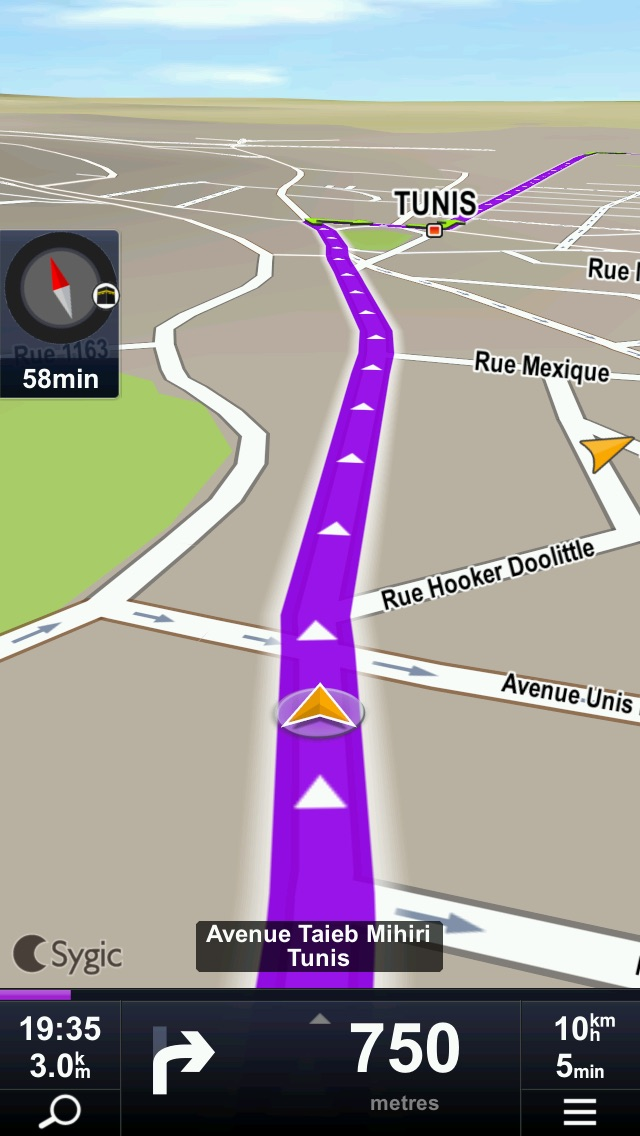 download Sygic Algeria & Tunisia: GPS Navigation apps 0