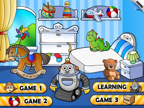 Abby Monkey® Toys for Kids: Preschool learning activity games screenshot 4
