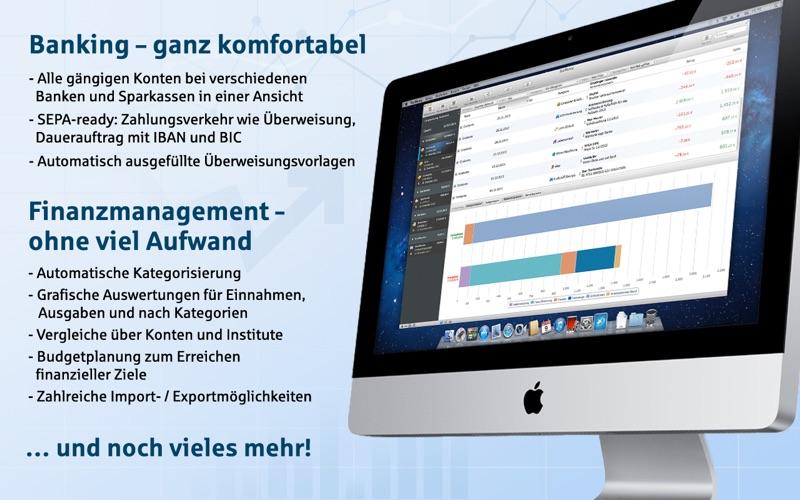 Starmoney Online Banking Und Haushaltsbuch App Para Macs