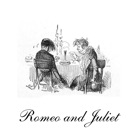 Romeo and Juliet , William Shakespeare icon