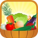 Vegetable Basket For iPad icon