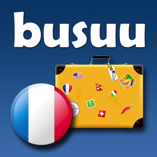 busuu.com French travel course