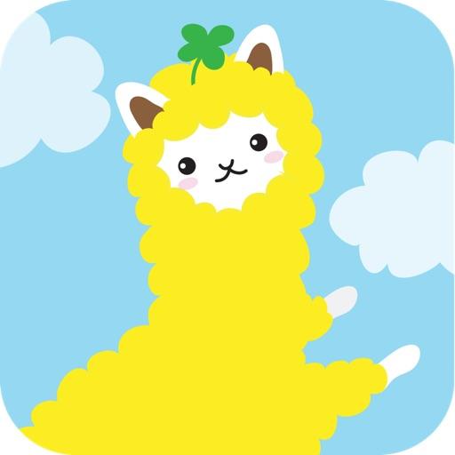Alpaca Jump Steps - Tap Tap Free iOS App
