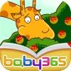 带地图的小书-双语绘本-baby365
