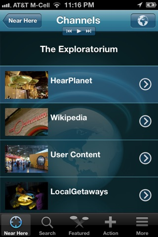 HearPlanet (Lite): Audio Guide to the World screenshot 4