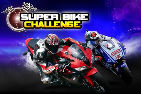 Super Bike Challenge screenshot 1