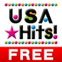 USA Hits! (免费) - 最新美国歌曲排行榜 icon