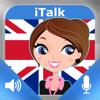 iTalk Angielski! Konwersacyjny: naucz się języka angielskiego i popraw swoją gramatykę używając codziennych wyrażeń.