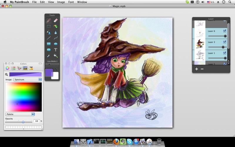 Download Paintbrush For Mac Os X Free