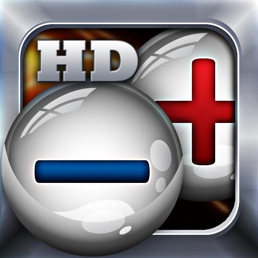正号与负号HD:Plus-n-Minus HD