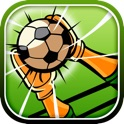 Flick Soccer Hero - Football Team Saver Mania FREE icon