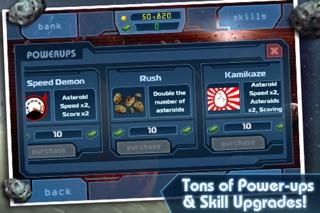 Screenshot of Asteroids: Gunner3