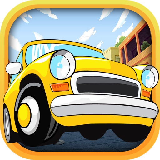 Freeway Lane Splitter Fury - Cool Crazy Taxi Cabs Drivers Pro iOS App