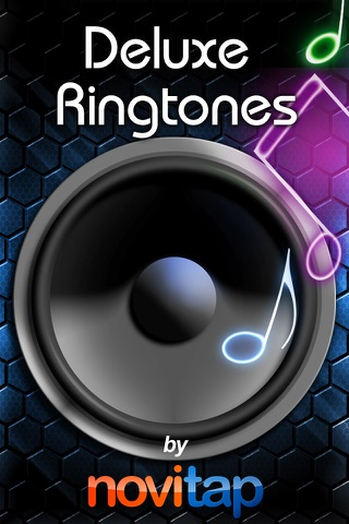 Deluxe Ringtones screenshot 1