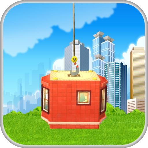 Build a Tower in City - Strategy games Defence iOS App