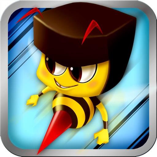 蜜蜂杀手:Killer Bee – the fastest bee around