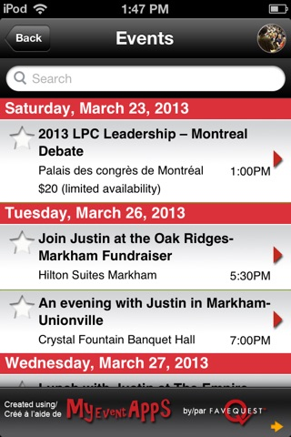Justin Trudeau screenshot 3