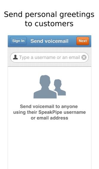download SpeakPipe apps 4