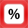 OnSale for iPad: percentage calculator
