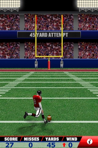 Field Goal Frenzy™ Football - The Classic Arcade Field Goal Kicking Game screenshot 3