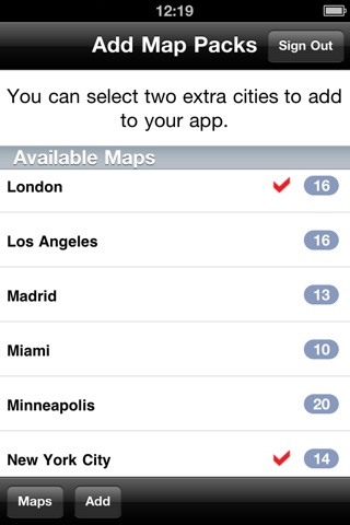 Minneapolis Maps - Download Transit Maps and Tourist Guides. screenshot 3