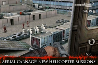 Screenshots of Contract Killer: Zombies for iPhone