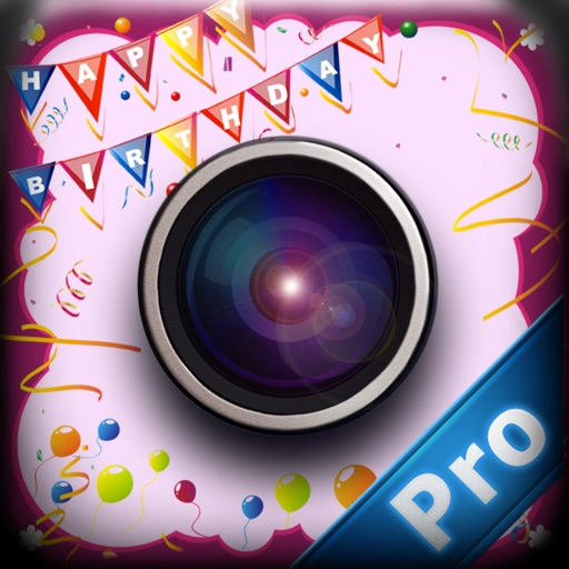 AceCam Birthday Pro - Photo Effect for Instagram
