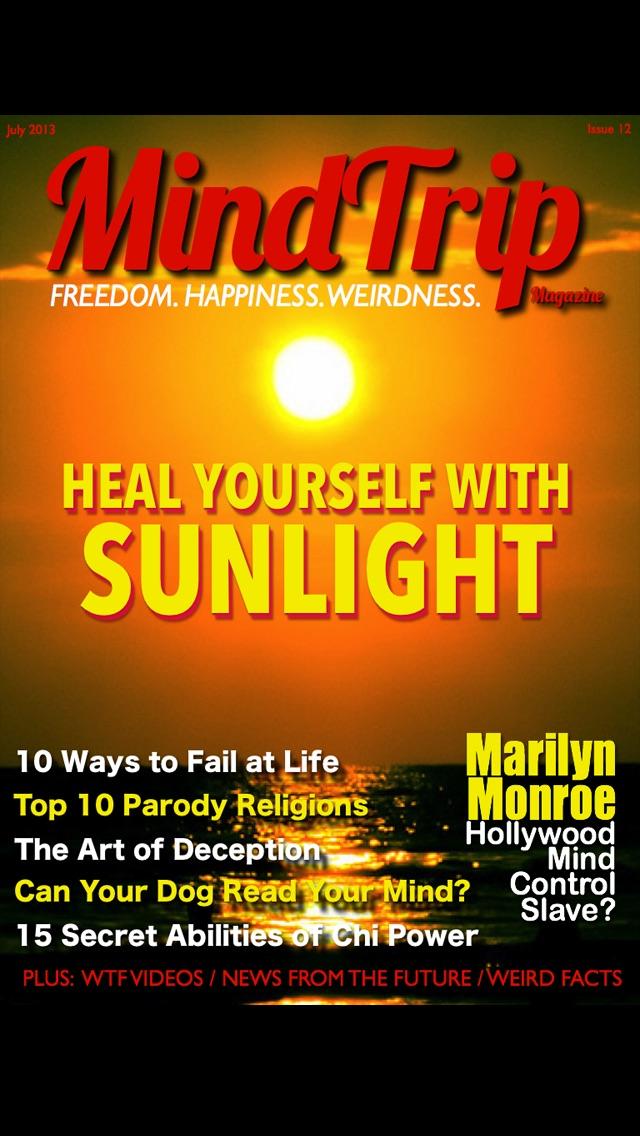 MindTrip MagazineScreenshot of 5